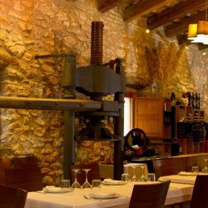 restaurant de Mas Masdeu