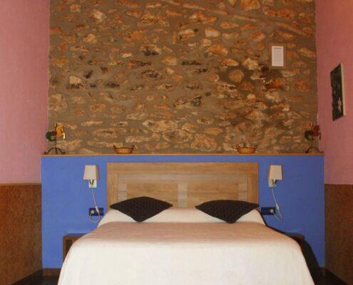 Budera (habitació / habitación / chambre)