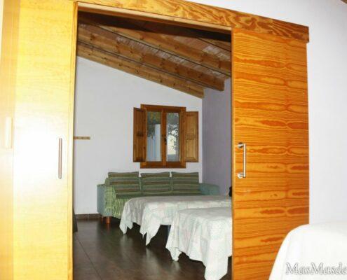 Lo Ferrer (habitació / habitación / chambre)